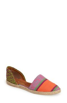 Kaanas 'Fiji' d'Orsay Espadrille (Women) available at #Nordstrom