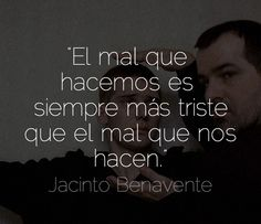 〽️ Jacinto Benavente...