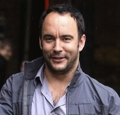 Dave Matthews   He is my favorite artist. I melt whenever I hear that voice. He is handsome!