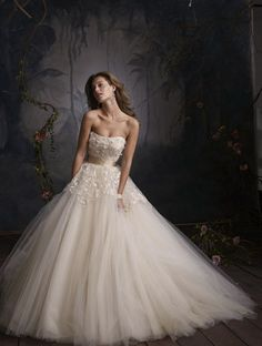 Bridal Gowns, Wedding Dresses by Lazaro - Style LZ3114