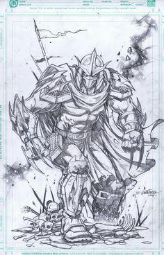 Super Shredder sketch