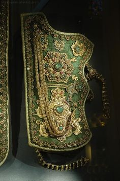 Bow Sheath (?) (Ottoman Empire) (Topkapi Palace, Istanbul, Turkey)