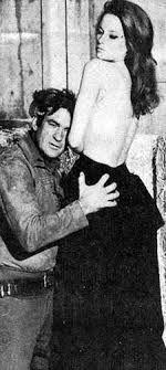 Rod Taylor and Luciana Paluzz in  Chuka 1967