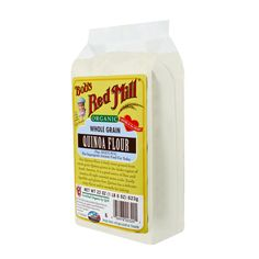 Organic Quinoa Flour :: Bob's Red Mill Natural Foods