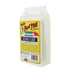 Organic Quinoa Flour :: Bob's Red Mill Natural Foods