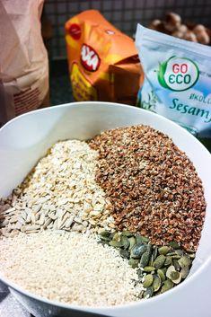 Har du lyst på maks energi og næring i et par brødskiver? No Knead Bread, Green, Food, Essen, Meals, Yemek, Eten