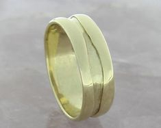 Handmade Designer Jewelry by SaharonJewelryStore on Etsy Designer Jewelry, Jewelry Design, Art Nouveau Ring, Wide Band Rings, Gold Art, Halo Diamond, Etsy Store, Silver Earrings, Vintage Jewelry