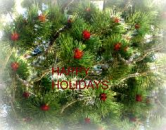 CHRISTMAS Photo Greeting Card: HAPPY HOLIDAYS and by PamsFabPhotos $3.50+
