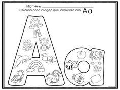 LAS VOCALES A, E, I, O, U (FREEBIE) - Perfecto para el reconocimiento fonológico y para el repaso de las vocales antes de comenzar los consonantes y las sílabas.