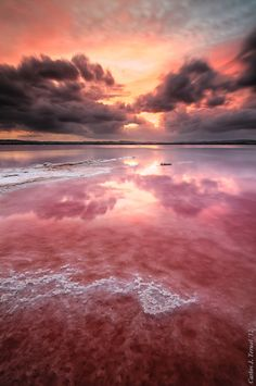 Outburst of colors - Torrevieja, Valencia, Spain