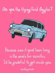 9 Rejected Harry Potter Valentine's That Are Magically Hilarious