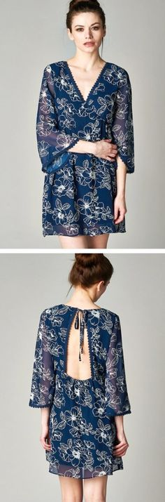 Marie Anne Shift Dress