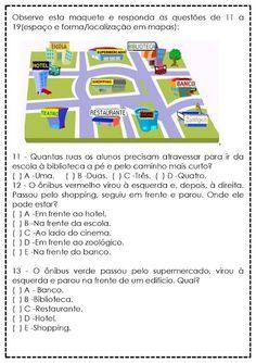Atividades de Matemática para 5º Ano - Reforço - SÓ ESCOLA Jamel, Professor, Classroom, Lol, Teaching Math, Map Activities, Interactive Activities, Geography Test, Preschool Language Activities