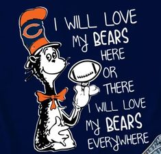 Yeah, what he said Nfl Bears, Bears Football, Chicago Football, Chicago Blackhawks, Chicago Bears Funny, Chicago Bears Wallpaper, Chicago Bears Pictures, Dilema, Bear Crafts