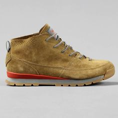 The North Face Back To Berkeley Redux Chukka Boots Brown