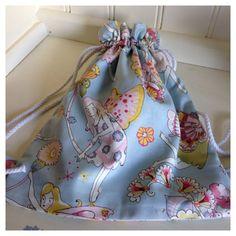 Fairy toy bag - The Supermums Craft Fair