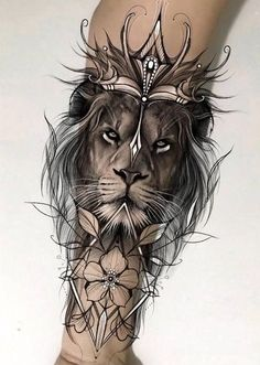 Tattoos And Body Art tattoo stencils Leo Tattoos, Bild Tattoos, Animal Tattoos, Forearm Tattoos, Body Art Tattoos, Tattoos For Guys, Tattoos For Women, Sleeve Tattoos, Celtic Tattoos