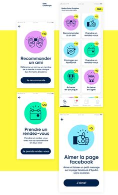 App Design, Branding Design, Behance Net, Manon, Clinique, Chart, Corporate Design, Application Design, Identity Branding