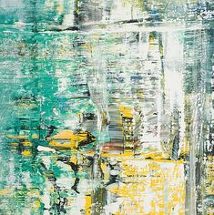 GERHARD RICHTER, CAGE GRID II (SINGLE PART K).