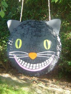 halloween pinata | pinata chat d'halloween Papier Jaune : Jeux, jouets par olapinata sur ...