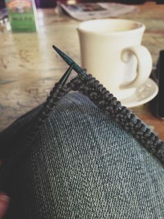 The three best websites/online resources that you can't knit without