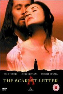 The Scarlet Letter (1995) with Demi Moore, Gary Oldman, Robert Duvall