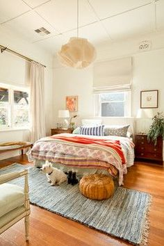 100 Year old house becomes a family home in Australia - eclectic - Bedroom - Perth - Red Images Fine Photography