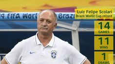 As the World Cup fever comes to an end, so does Luiz Felipe Scolari's reign as Brazil's coach!  The Confederation of Brazilian Football have confirmed that Scolari and his coaching staff have resigned following their worst defeat in World Cup history against Germany and then Netherlands!  Read more: http://bit.ly/1mDtFM0  #WorldCup #WorldCup2014 #Football #Fanatic #Brazil