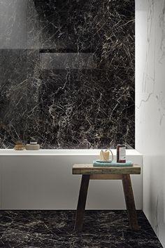 Wunderbar Grande Marble Look Ceramic Tiles Marazzi #Marazzi #tiles #ceramics  #porcelain #grande