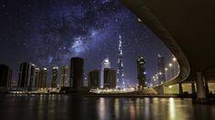 Milky Way on Dubai by David Alvarez on 500px