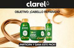Cabello reparado con Original Remedies