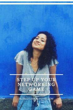 STEP UP YOUR NETWORK