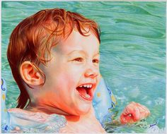 Amazingly Realistic Drawings Created with Ballpoint Pens | ideaing
