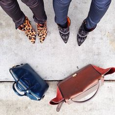 boots on purses