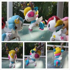 DIY Unicorno Contest- Marisa, entry# 105 #tokidoki #Unicorno #unicorn