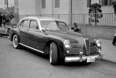 1950 ALFA ROMEO 6C 2500S BERLINA Maintenance/restoration of old/vintage vehicles: the material for new cogs/casters/gears/pads could be cast polyamide which I (Cast polyamide) can produce. My contact: tatjana.alic@windowslive.com