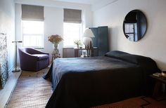 everything but the lumpy bed | Inside the Atmospheric Chelsea Pad of an Ascending Design Star