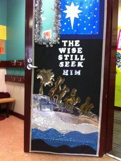 Christmas Classroom Door On Pinterest Classroom Door