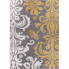 Well Woven Electro Rosetta Area Rug & Reviews | Wayfair