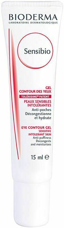 Restore the youthful brightness of your sensitive eye area with the Bioderma Sensibio Eye Contour Gel. The lightweight hydrating care works to decongest this most delicate area of skin, reducing puffiness and smoothing line lines with its rigor Bioderma Sensibio, Sensitive Eyes, Eye Contour, Eye Gel, Sprays, Active Ingredient, Oily Skin, Fragrance, Alcohol