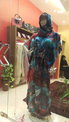 Kaftans with Scarves