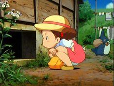 My neighbor Totoro | Mei - My Neighbor Totoro Photo (27648584) - Fanpop fanclubs