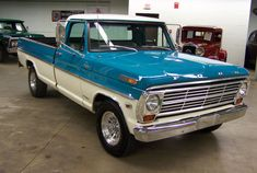 69-Ford-F250 dream car. Favorite car of allllll time. I'd take this car over any other cars