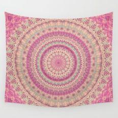 Mandala 397 Wall Tapestry