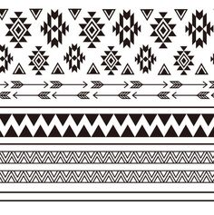 marquesan tattoos are stupid Western Tattoos, Tribal Tattoos, Tatoos, Native American Patterns, Native American Art, Tribal Patterns, Fabric Patterns, Tribal Prints, Pattern Art