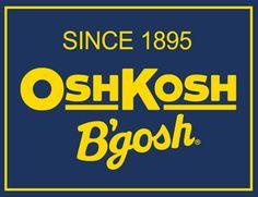 OshKosh B'Gosh: 15% or 20% Off Purchase Coupon