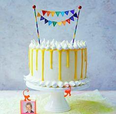 Торт лимонный Амальфи - бесподобная выпечка!