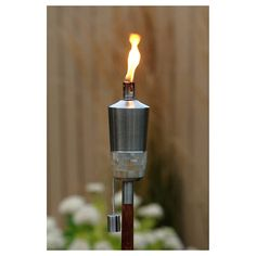 Mira Outdoor Garden Torch from notonthehighstreet.com