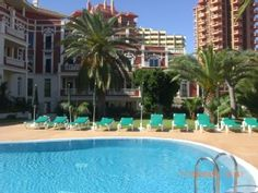 New heated pool by the beach, centrally located but still quietHoliday Rental in Puerto de la Cruz from @HomeAwayUK #holiday #rental #travel #homeaway