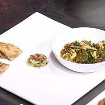 Paneer Kadhai Masala and Ajwain Rotis - NDTV